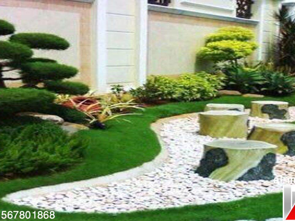 افضل تنسيق حدائق فى ابوظبي